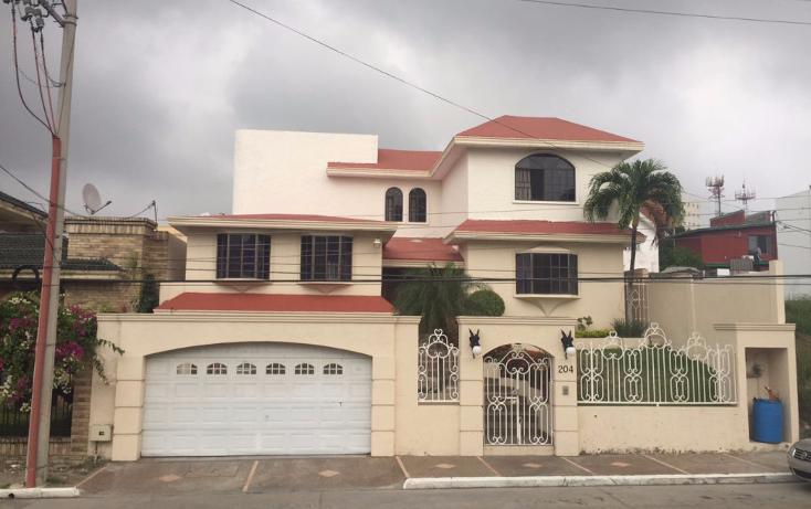Foto de casa en venta en  , flamboyanes, tampico, tamaulipas, 1053045 No. 01