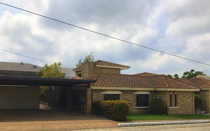 Foto de casa en venta en  , flamboyanes, tampico, tamaulipas, 3424598 No. 01