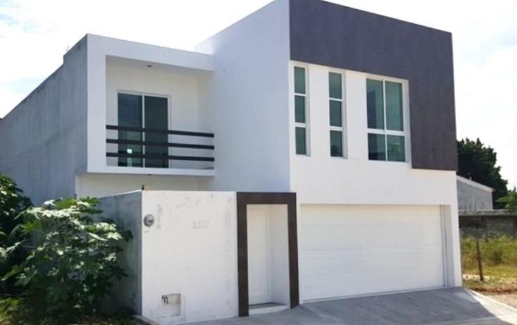 Foto de casa en venta en flamboyant 150, sahop, tuxtla guti?rrez, chiapas, 1779214 No. 01