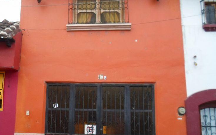 Foto de casa en venta en flavio a paniagua 47a, guadalupe, san cristóbal de las casas, chiapas, 1741542 no 01