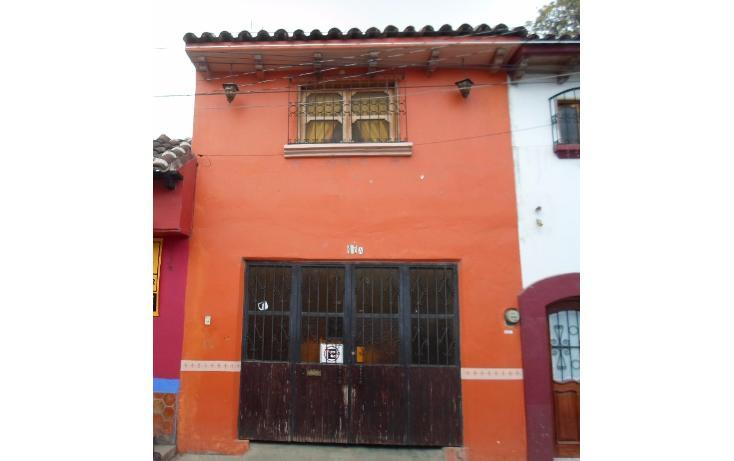 Foto de casa en venta en flavio a. paniagua 47-a , guadalupe, san cristóbal de las casas, chiapas, 1741542 No. 01