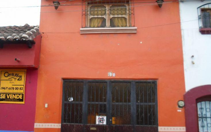 Foto de casa en venta en flavio a paniagua 47c, guadalupe, san cristóbal de las casas, chiapas, 1741542 no 01