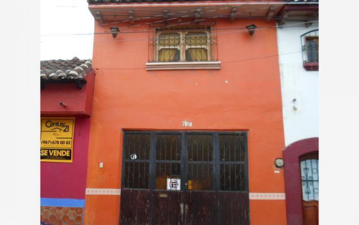 Foto de casa en venta en flavio a paniagua 47c, guadalupe, san cristóbal de las casas, chiapas, 1745429 no 01