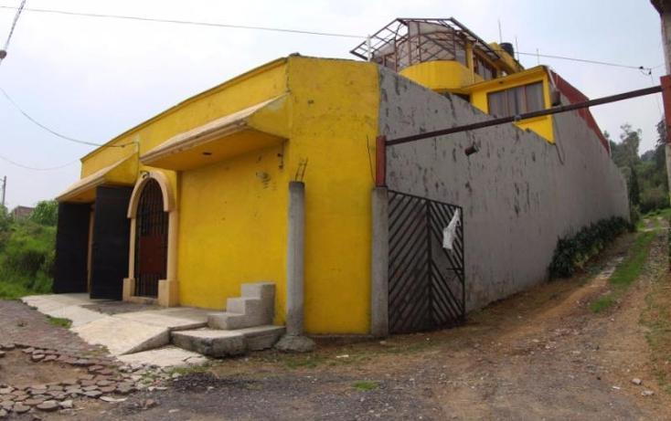 Foto de casa en venta en flor de amariilo 58, san andrés totoltepec, tlalpan, distrito federal, 2786906 No. 01