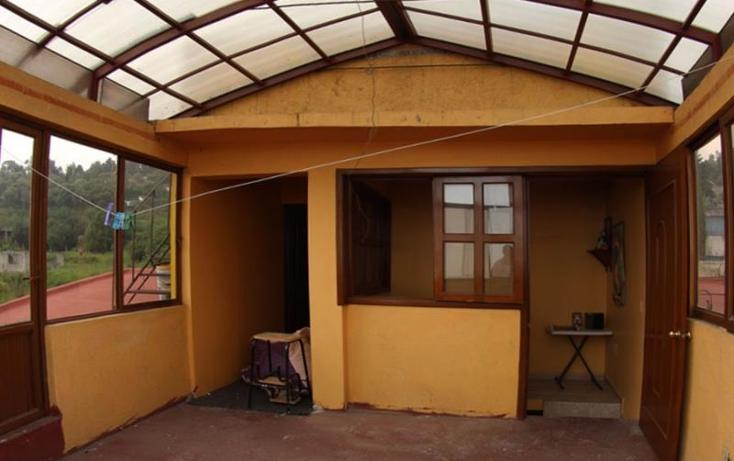 Foto de casa en venta en flor de amariilo 58, san andrés totoltepec, tlalpan, distrito federal, 2786906 No. 08