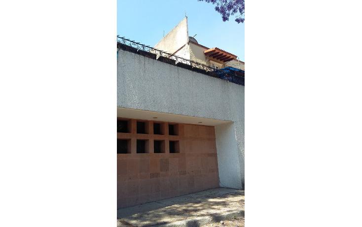 Foto de casa en venta en  , flor de maria, álvaro obregón, distrito federal, 842097 No. 01