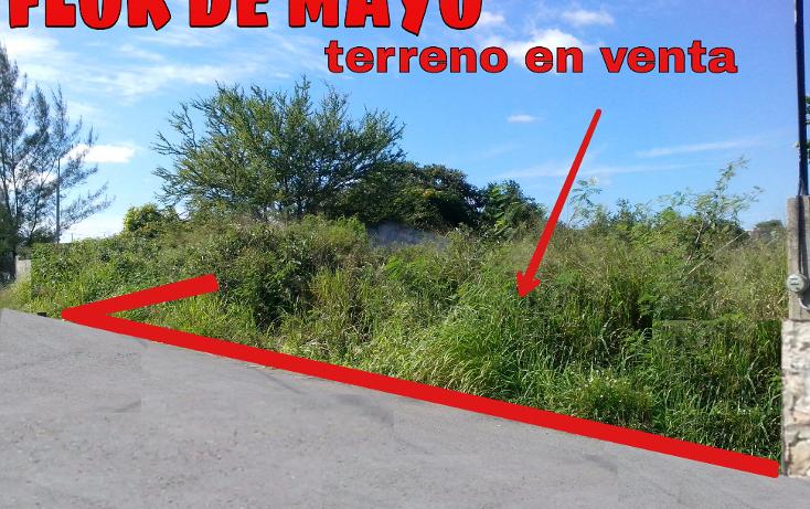 Foto de terreno comercial en venta en  , flor de mayo, kanasín, yucatán, 1741760 No. 01