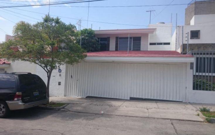Foto de casa en renta en florencia 2635, circunvalación américas, guadalajara, jalisco, 1924592 no 01