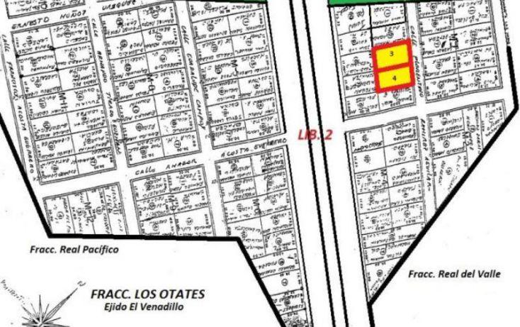 Foto de terreno habitacional en venta en florentino ramirez aguilar, el venadillo, mazatlán, sinaloa, 974653 no 03