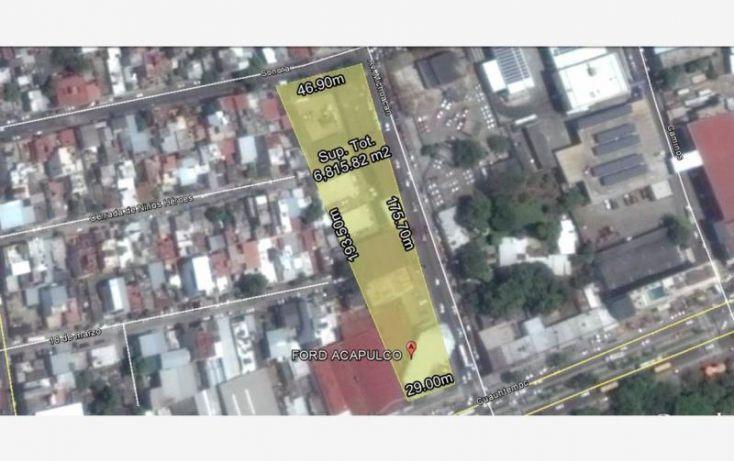 Foto de terreno habitacional en venta en flores magon 15, progreso, acapulco de juárez, guerrero, 1540374 no 02