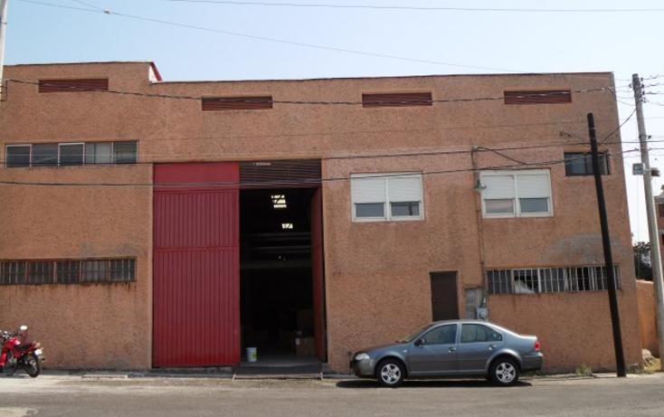 Foto de nave industrial en renta en  , flores magón 1a fracción, cuernavaca, morelos, 1660764 No. 01