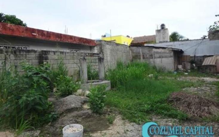 Foto de terreno habitacional en venta en  #, flores mag?n 3, cozumel, quintana roo, 1537402 No. 02