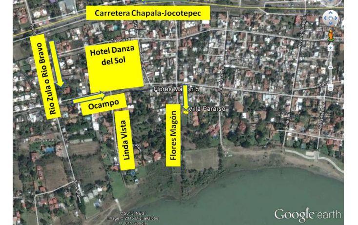 Foto de terreno habitacional en venta en flores magón 5, int 5, ajijic centro, chapala, jalisco, 1695398 no 04