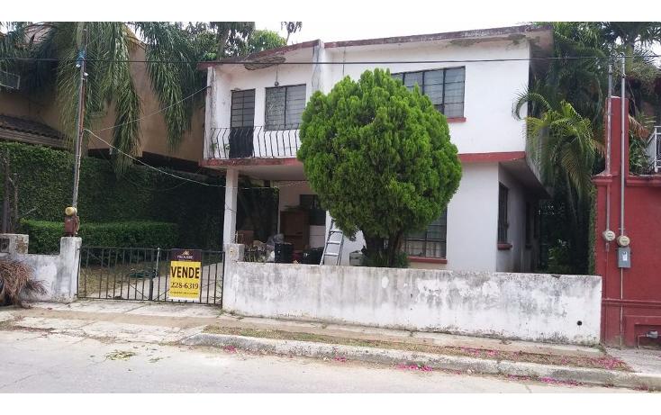 Foto de casa en venta en  , flores, tampico, tamaulipas, 1514082 No. 01