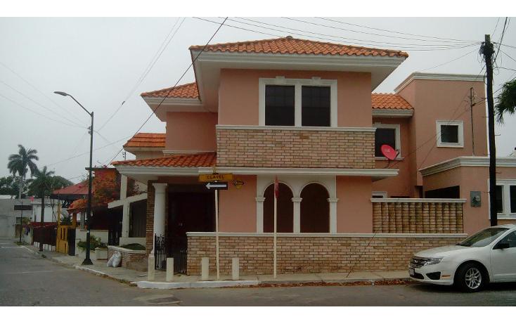 Foto de casa en renta en  , flores, tampico, tamaulipas, 1757542 No. 01
