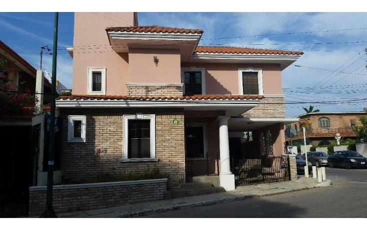 Foto de casa en renta en  , flores, tampico, tamaulipas, 1981376 No. 01