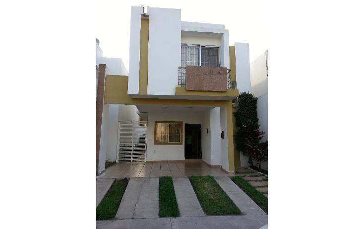 Foto de casa en venta en  , floresta, altamira, tamaulipas, 1468093 No. 01