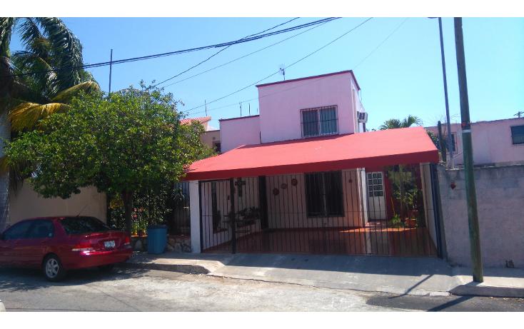 Foto de casa en venta en  , floresta, mérida, yucatán, 1769784 No. 01