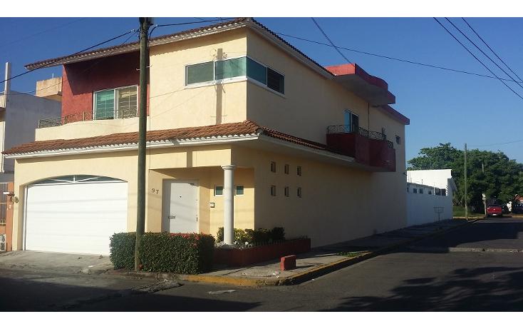 Foto de casa en venta en  , floresta, veracruz, veracruz de ignacio de la llave, 1249133 No. 01