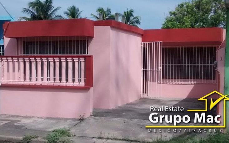 Foto de casa en venta en  , floresta, veracruz, veracruz de ignacio de la llave, 1420001 No. 01