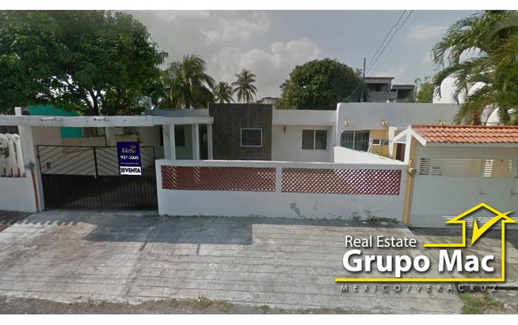 Foto de casa en venta en  , floresta, veracruz, veracruz de ignacio de la llave, 1423623 No. 01