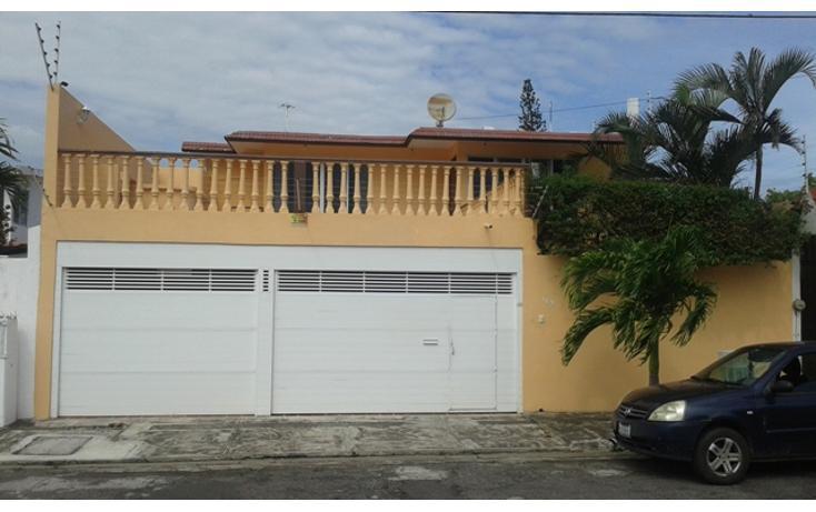 Foto de casa en venta en  , floresta, veracruz, veracruz de ignacio de la llave, 1442205 No. 01