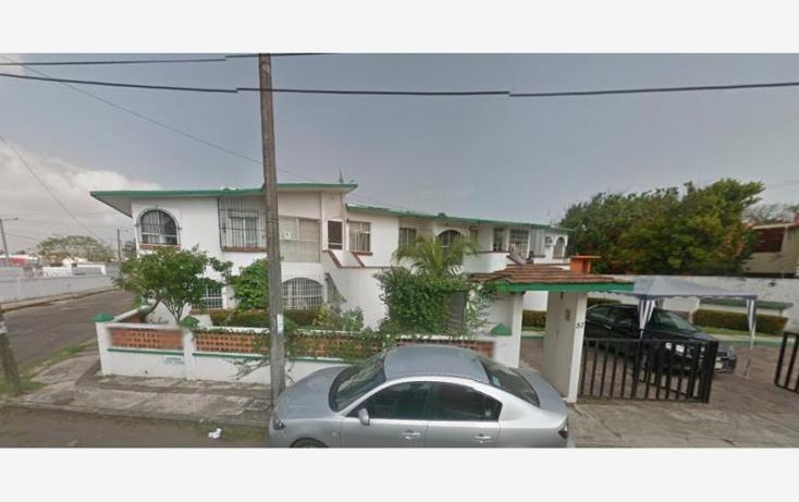 Foto de casa en venta en  , floresta, veracruz, veracruz de ignacio de la llave, 1591546 No. 01