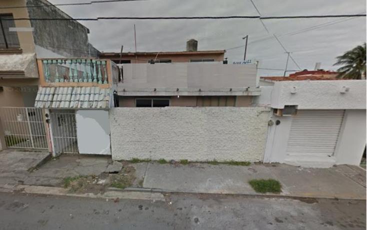 Foto de casa en venta en  , floresta, veracruz, veracruz de ignacio de la llave, 1591558 No. 01