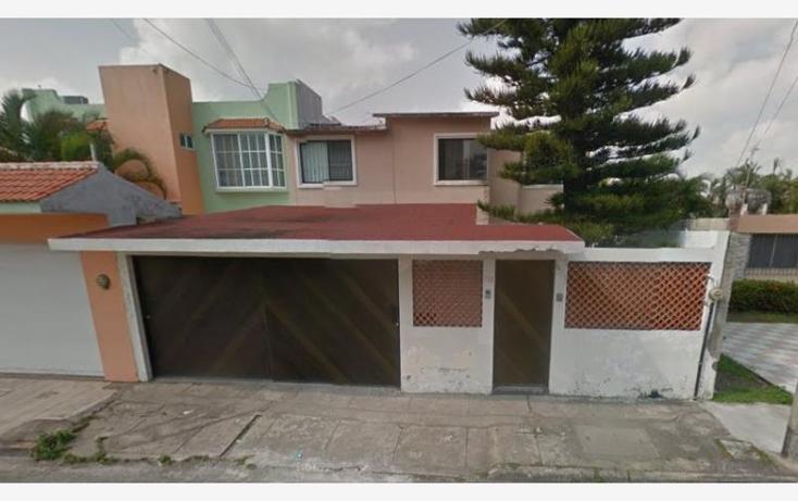 Foto de casa en venta en  , floresta, veracruz, veracruz de ignacio de la llave, 1592126 No. 01