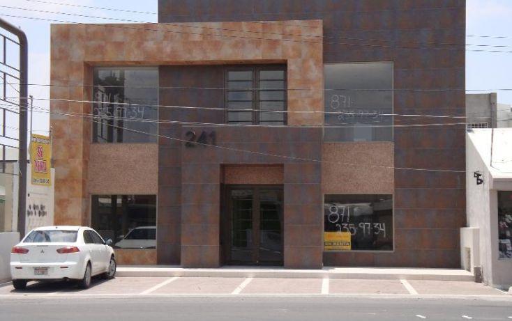 Foto de oficina en renta en, florida blanca, torreón, coahuila de zaragoza, 399540 no 01