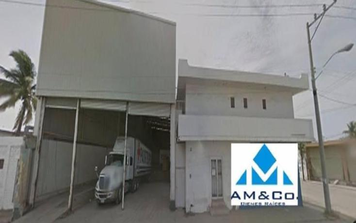 Foto de bodega en renta en  , fondeport, manzanillo, colima, 2026448 No. 01