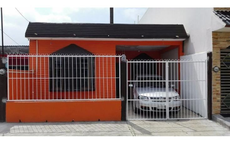 Foto de casa en renta en  , fonhapo, paraíso, tabasco, 1271657 No. 01