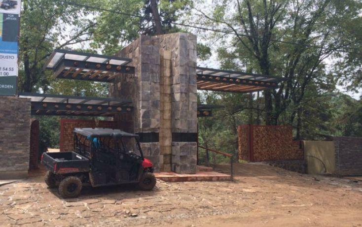 Foto de terreno habitacional en venta en fontana alta, avándaro, valle de bravo, estado de méxico, 526246 no 02