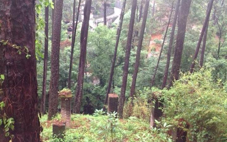 Foto de terreno habitacional en venta en  , avándaro, valle de bravo, méxico, 2037976 No. 03
