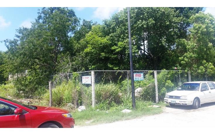 Foto de terreno habitacional en venta en  , forjadores, solidaridad, quintana roo, 1127629 No. 01