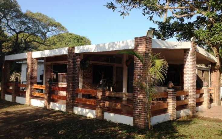 Foto de rancho en venta en, formando hogar, veracruz, veracruz, 396029 no 01