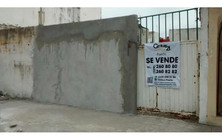 Foto de terreno habitacional en venta en  , formando hogar, veracruz, veracruz de ignacio de la llave, 1050309 No. 01