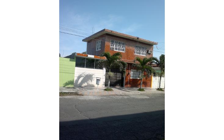 Foto de casa en venta en  , formando hogar, veracruz, veracruz de ignacio de la llave, 1261619 No. 01
