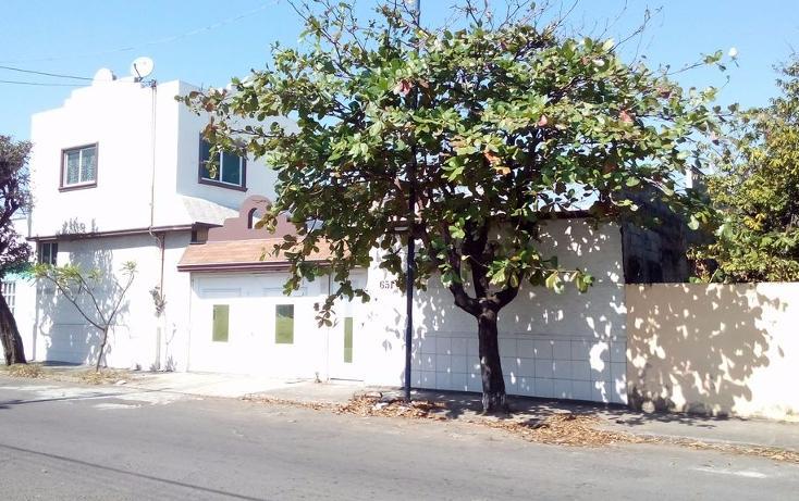 Foto de casa en venta en  , formando hogar, veracruz, veracruz de ignacio de la llave, 1606130 No. 01