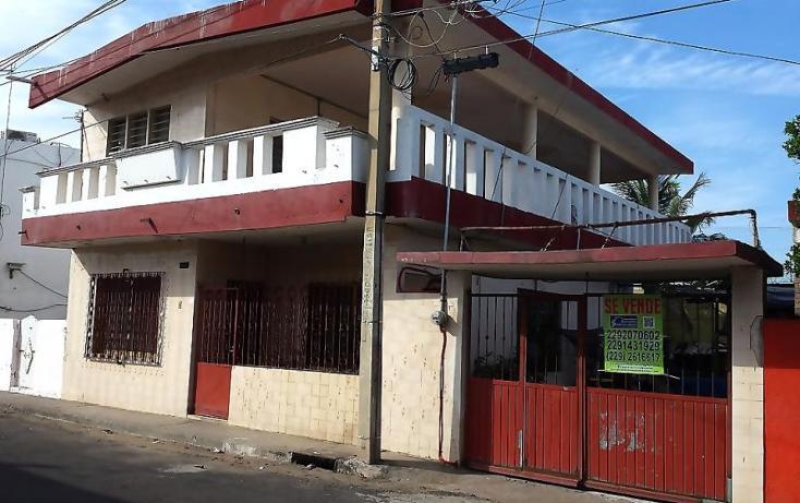 Foto de casa en venta en  , formando hogar, veracruz, veracruz de ignacio de la llave, 2025586 No. 01