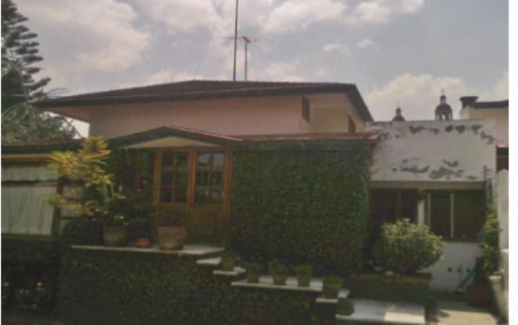 Foto de casa en venta en fortin 000, barranca seca, la magdalena contreras, distrito federal, 1836278 No. 02