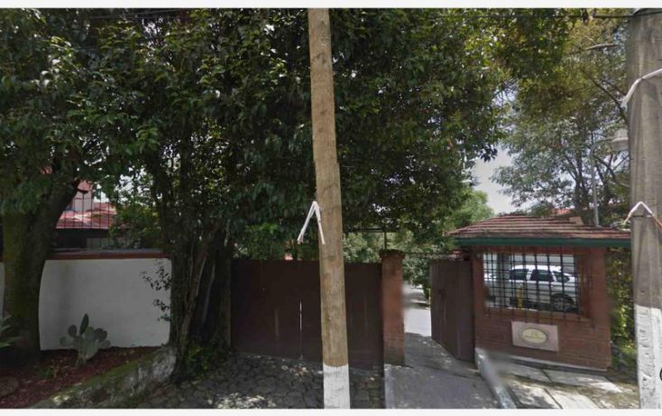 Foto de casa en venta en fortin 55, barranca seca, la magdalena contreras, df, 2008990 no 01