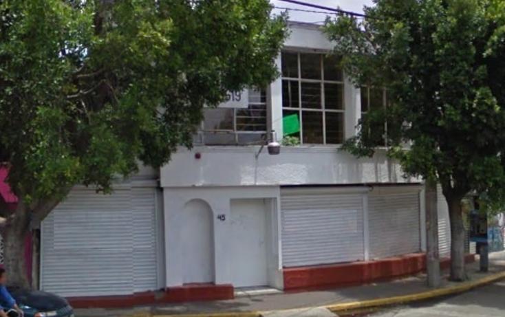 Foto de casa en venta en  , fovissste, gustavo a. madero, distrito federal, 1558087 No. 01