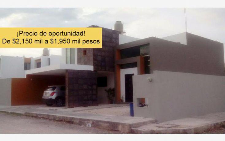 Foto de casa en venta en, fovissste, mérida, yucatán, 1423355 no 01