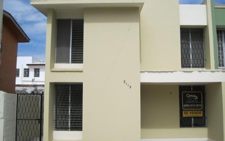 Foto de casa en venta en  , fovissste playa azul, mazatlán, sinaloa, 1136323 No. 01
