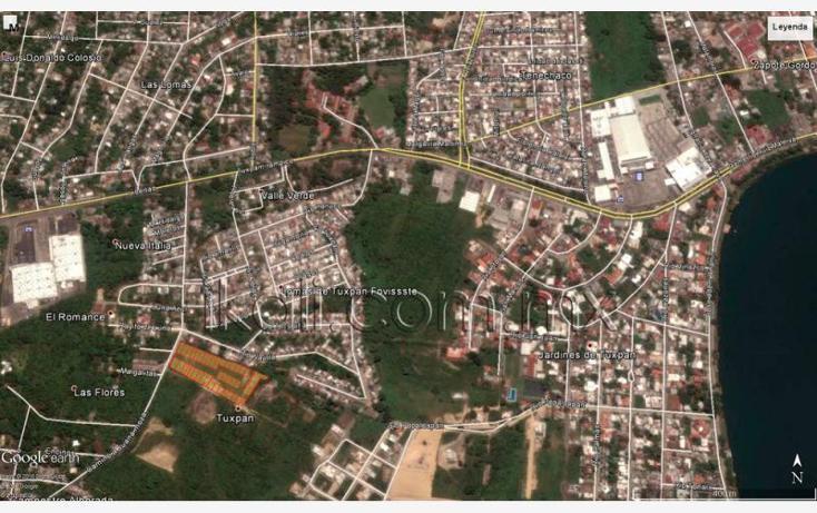 Foto de terreno habitacional en venta en  , fovissste, tuxpan, veracruz de ignacio de la llave, 1689994 No. 16