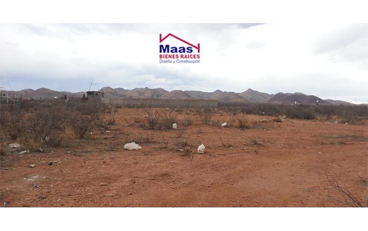 Foto de terreno comercial en venta en  , foxconn, chihuahua, chihuahua, 1682280 No. 01