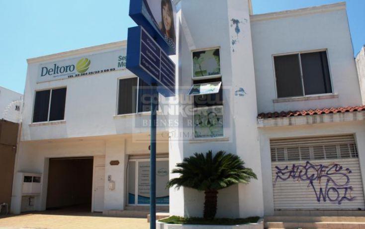 Foto de oficina en venta en fracc playa azul manzana 39 4, playa azul, manzanillo, colima, 1652169 no 01