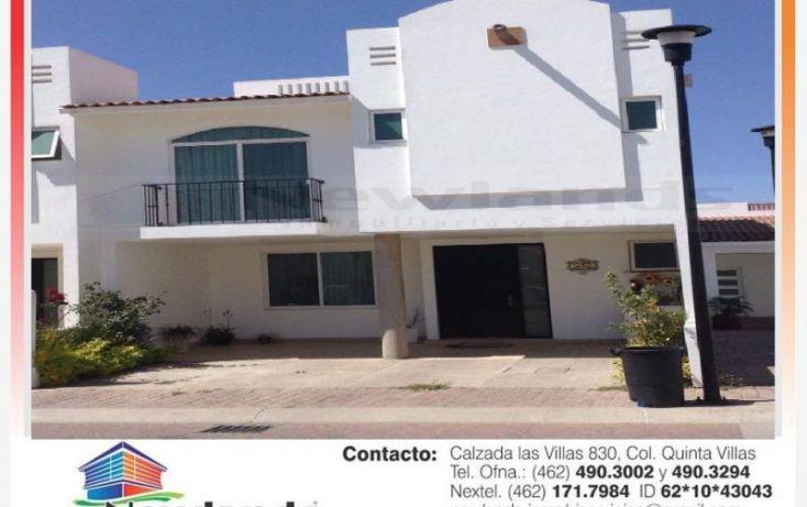 Foto de casa en venta en fracc quinta real 1, quinta real, irapuato, guanajuato, 1670976 no 02