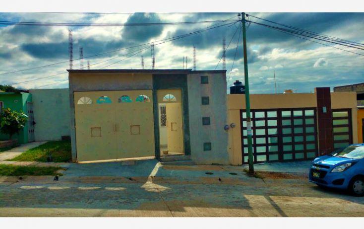 Foto de casa en venta en fracc santa fé, santa fe, chiapa de corzo, chiapas, 1487471 no 02